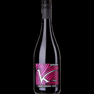 2018 Cabernet Sauvignon - Merlot Rotwein trocken BIO - Weingut Lukas Kesselring