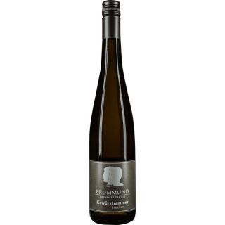 2018 Gewürztraminer trocken - Weinmanufaktur Brummund