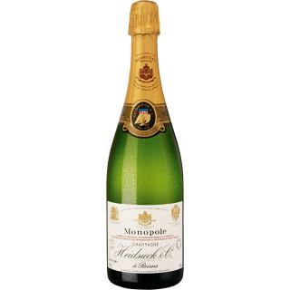 Champagne Heidsick Monopole Bronze Top von Vranken Pommery