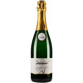2015 Scheurebe mit Traminer Sekt b.A. brut - Weingut GravinO