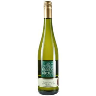 2020 Chardonnay & Sauvignon Blanc halbtrocken - Weingut Zehnthof Kruger