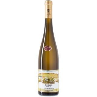 2015 SONNENUHR Wehlen Riesling lieblich - Weingut S.A. Prüm
