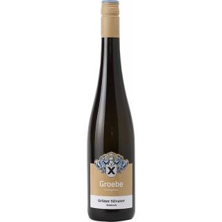2017 Grüner Silvaner feinherb BIO - Weingut Groebe am Bergkloster