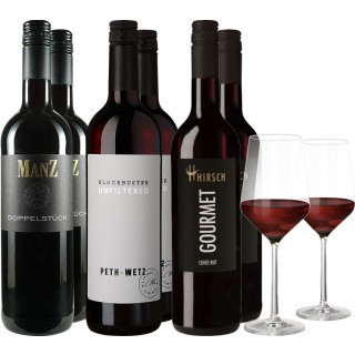 Rotwein Favoriten Paket