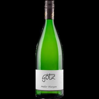 2018 Müller-Thurgau trocken 1,0 L - Weingut Götz