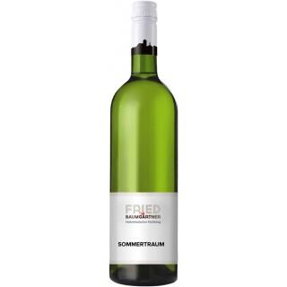 """2020 Cuvée Weiß """"SOMMERTRAUM"""" lieblich - Weingut Fried Baumgärtner"""