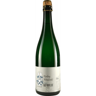 2017 Riesling Winzersekt trocken - Weingut Burgkeller