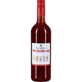 2018 Trollinger COOL Qualitätswein feinherb - Weingut Rolf Heinrich