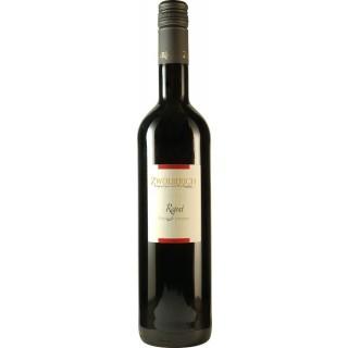 2017 Regent Qualitätswein trocken BIO - Weingut im Zwölberich