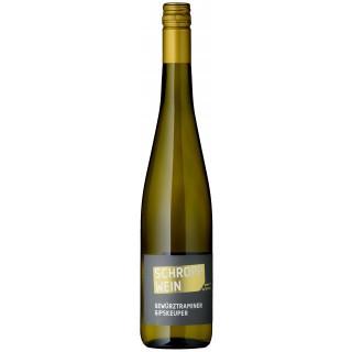2018 Gewürztraminer Gipskeuper lieblich - Weingut Schropp
