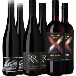 Festtags Rotwein Probierpaket