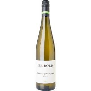 2018 Chardonnay Weißburgunder trocken - Weingut Reibold