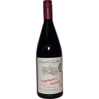 2019 Rotwein (Engelhards) lieblich 1,0 L - Weingut H. Engelhard