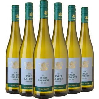 Grauburgunder vom Löss trocken Paket - Weingut Domhof