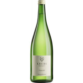 2019 Gutedel trocken 1,0 L - Weingut Krebs