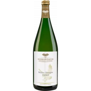 2018 Müller-Thurgau trocken 1,0 L - Weinmanufaktur Gengenbach