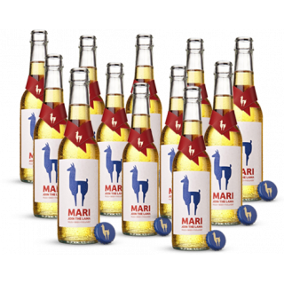 12x MARI (0.275L) - join the lama! - Weincocktail - Weingut Staffelter Hof