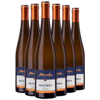 "2018 Selektion Leo Klär Riesling ""Ralschbach"" QbA trocken (6 Flaschen) - Affentaler Winzer"