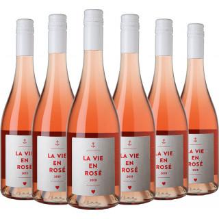 La Vie en Rosé trocken BIO Paket - Weingut Heyl zu Herrnsheim