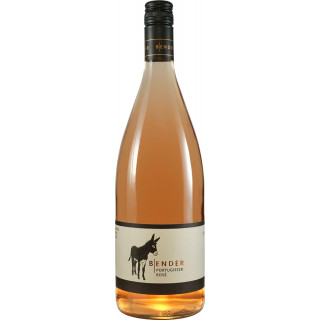 2020 Portugieser Rosé lieblich 1,0 L - Weingut Michael Bender