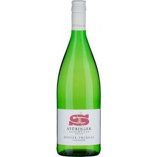 2019 Müller-Thurgau halbtrocken 1,0 L - Weingut Stübinger