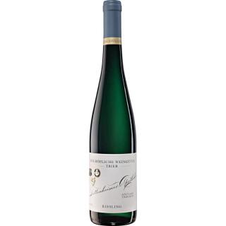 2017 Trittenheimer Apotheke Riesling Spätlese trocken - Bischöfliche Weingüter Trier