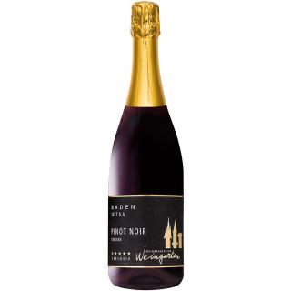 2016 Weinmanufaktur Weingarten Pinot Noir Sekt b.A. trocken - Winzergenossenschaft Schliengen-Müllheim