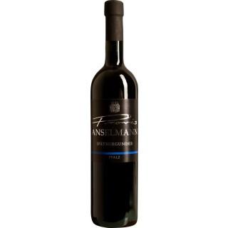 2014 Spätburgunder Rotwein trocken - Weingut Provis Anselmann