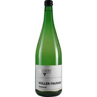 2018 Nordheimer Kreuzberg Müller-Thurgau feinherb 1L - Weingut Reichert