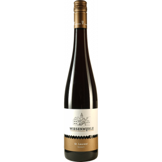 2018 St. Laurent feinherb - Wein & Sekt Wiesenmühle
