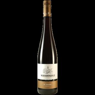 2018 St. Laurent QbA feinherb - Wein & Sekt Wiesenmühle