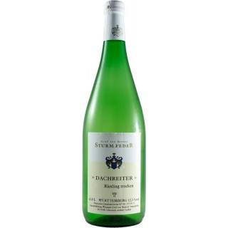 2018 Dachreiter Riesling trocken 1000ml - Weingut Graf von Bentzel-Sturmfeder
