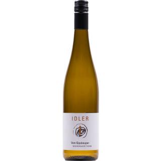 2020 Vom Gipskeuper WEISSBURGUNDER trocken - Weingut Idler