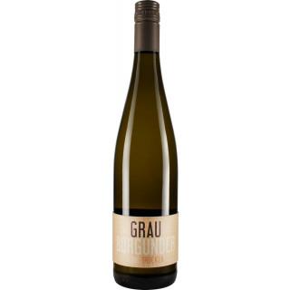 2018 Grau Burgunder Qualitätswein trocken - Weingut Nehrbaß