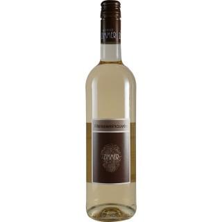 2019 Weisswein Cuvée halbtrocken - Weingut Zimmer