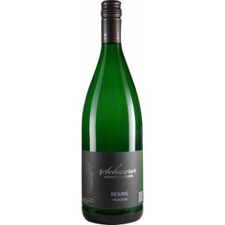 2019 Riesling trocken 1L - Weingut Schaurer