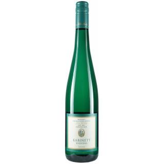 2019 Wawerner Ritterpfad Riesling Kabinett trocken - Weingut Johann Peter Mertes