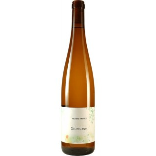 "2016 Geisenheimer Mönchspfad ""Steingrub"" Riesling QbA halbtrocken - Weingut Trinks-Trinks!"