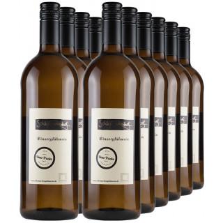 Oma Trude gibt einen aus (weiß) - Weingut Schloßgartenhof