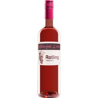 2019 Lother´s Kollektion Rotling halbtrocken - Weingut Lother