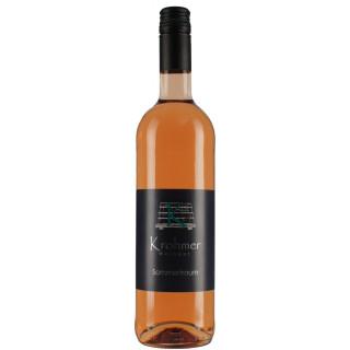 2019 Sommertraum Rosé halbtrocken - Weingut Krohmer