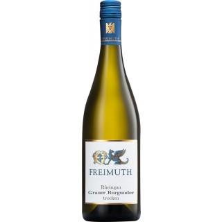 2019 Grauer Burgunder trocken VDP.Gutswein - Weingut Freimuth