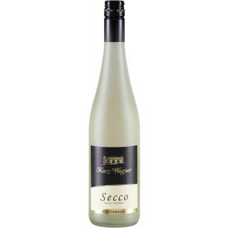 2018 Secco Cuvée weiss halbtrocken - Weingut Kurz-Wagner