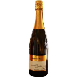 2015 Pinot Cuvée brut - Weingut Deutschherren-Hof