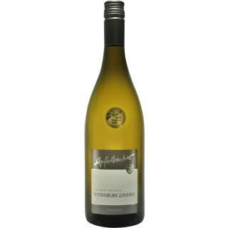 2015 Dettelbacher Sonnenleite Weißer Burgunder Spätlese trocken - Weingut Apfelbacher