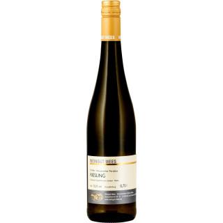 2018 Riesling Qualitätswein QbA Weißwein trocken Nahe Kreuznacher Paradies - Weingut Mees