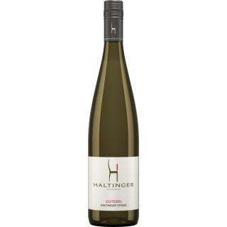 2017 Haltinger Stiege Gutedel QbA Trocken - Weingut Haltinger