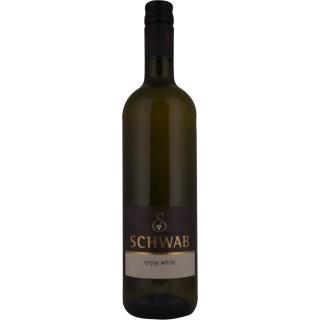 2019 Cuvée enjoy white trocken - Weingut Schwab
