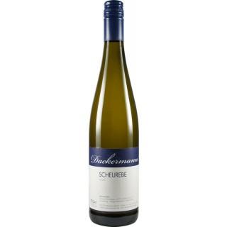 2016 SCHEUREBE restsüß - Weingut Dackermann