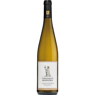 2018 Scharzhofberger Riesling Spätlese VDP.Grosse Lage fruchtig - Weingut Vereinigte Hospitien